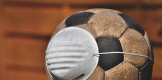 Symbolbild Fußball Corona (Foto: Pixabay)