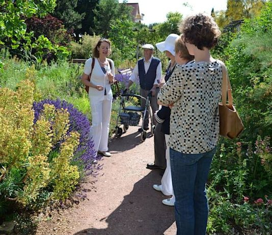 Mediterraner Garten in Maikammer (Foto: BfT Maikammer)