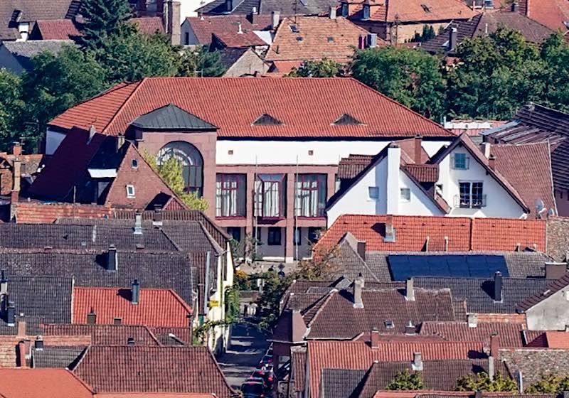 Kurpfalzsaal in Edenkoben (Foto: Holger Knecht)