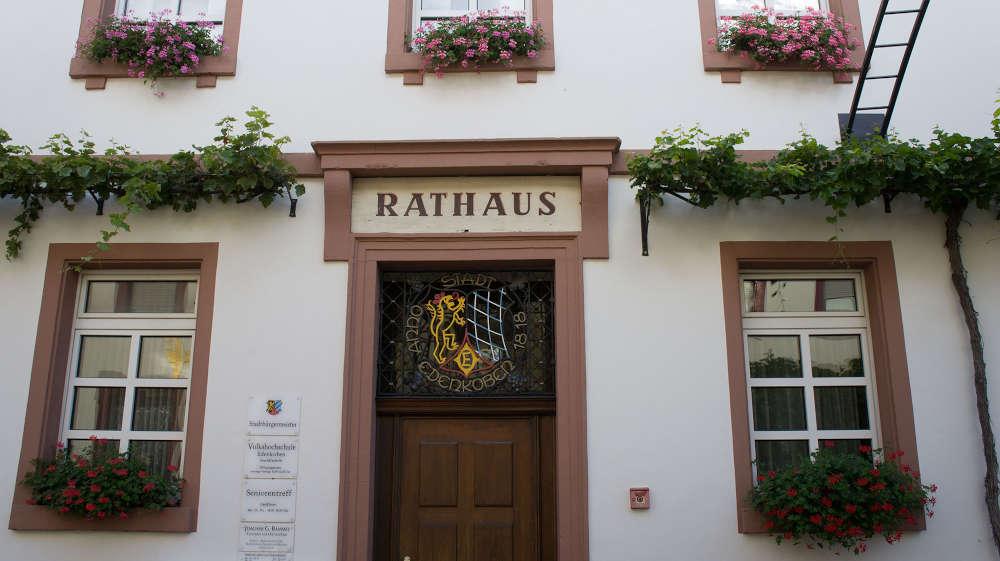 Hausreben-Pflanzaktion (Foto: Rathaus Edenkoben)