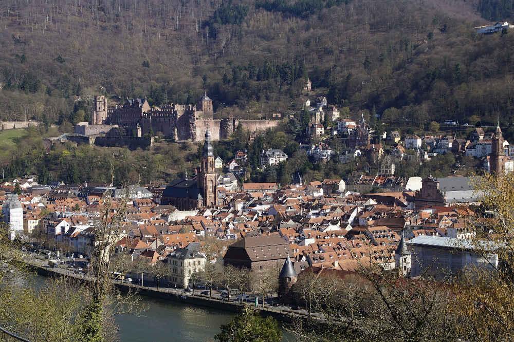 Symbolbild Heidelberg (Foto: Pixabay)