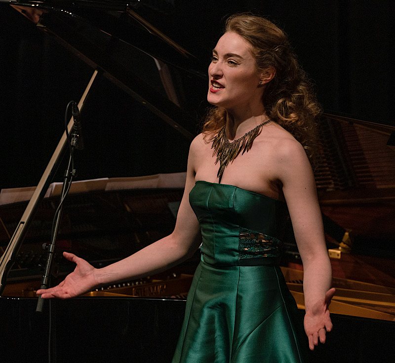 Nikola Hillebrand (Sopran) – Gewinnerin 2019 (Foto: Martin Walz)