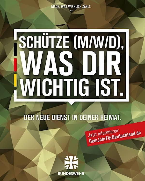 Meinungsbildner (Quelle: Bundeswehr)