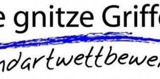 """Logo """"De gnitze Griffel"""" (Quelle: Regierungspräsidium Karlsruhe)"""