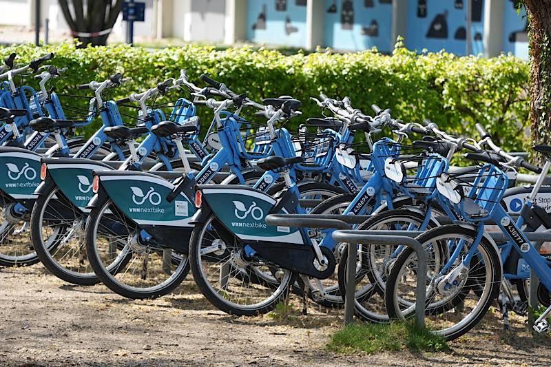 vrn nextbike (Foto: Holger Knecht)