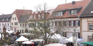 Gartenmarkt (Foto: Rathaus Edenkoben)