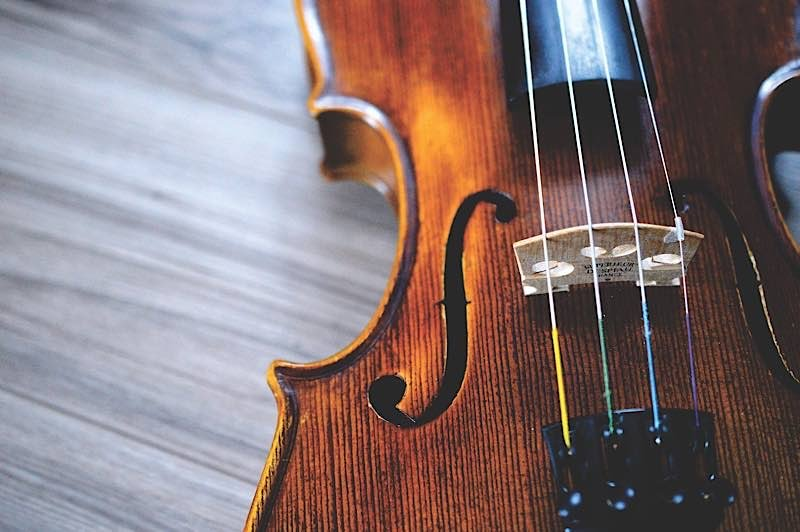 Symbolbild Violine Geige (Foto: Pixabay)