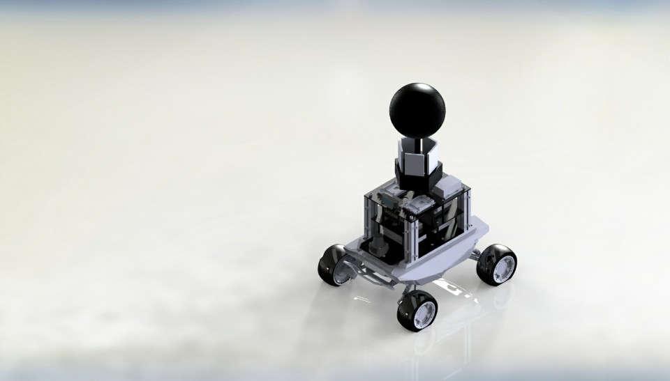 "5G-VR-Auto-Roboter ""I-DeaR"
