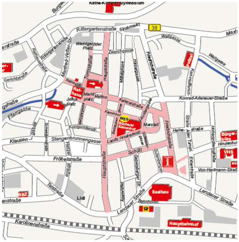 Tragen einer Mund-Nasen-Bedeckung im Innenstadtbereich (Quelle: Stadtverwaltung Neustadt)