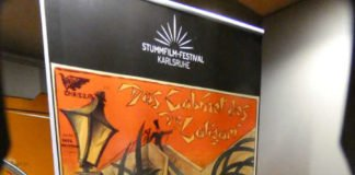 Stummfilm-Festival Karlsruhe (Foto: Hannes Blank)