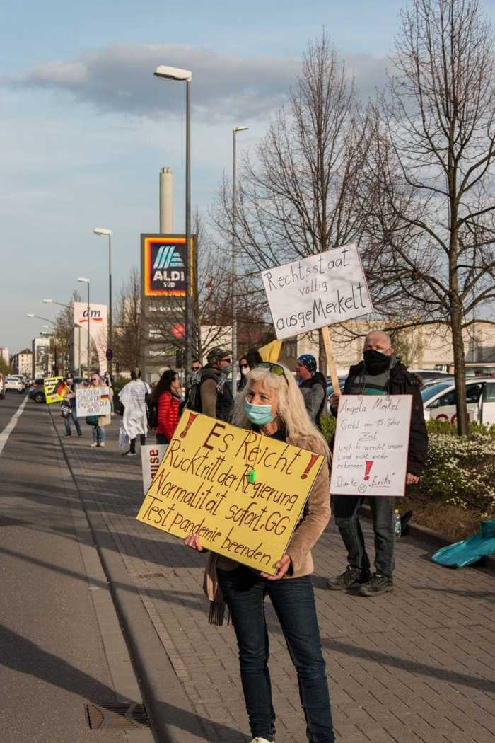 Foto Organisator Schilderaktion