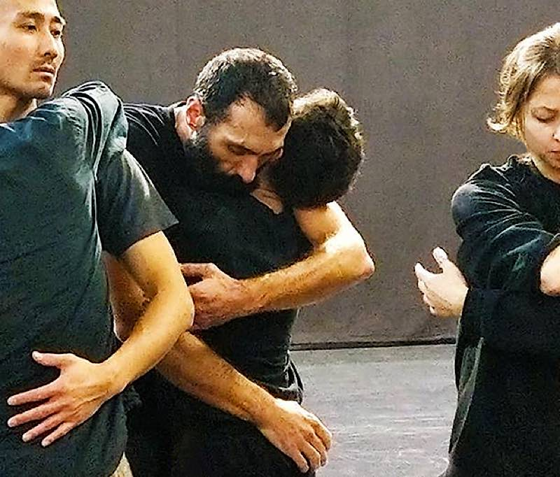 Das UnterwegsTheater Ensemble (Foto: UnterwegsTheater)