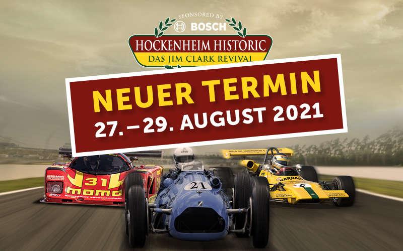 Bosch Hockenheim Historic 2021 (Foto: Hockenheim-Ring GmbH)