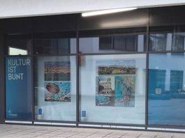 Ausstellung von Rainer Engwicht im Klemmhof (Foto: Stadtverwaltung Neustadt)
