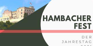 """Veranstaltung """"Hambacher Fest - Der Jahrestag 2021 (Quelle: Stiftung Hambacher Schloss)"""