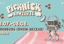 Logo Picknick Konzerte (Foto: Landstreicher Konzerte)