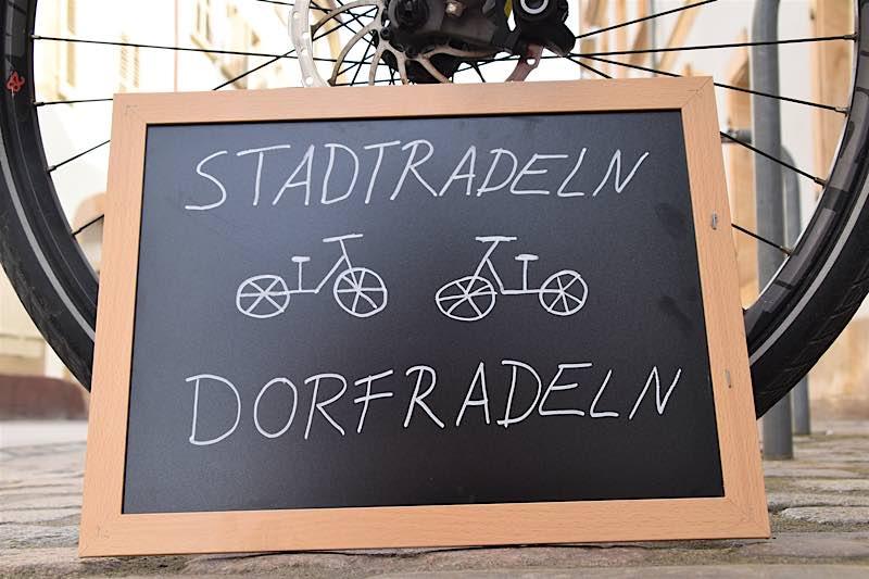Der Fokus beim diesjährigen STADTRADELN in der Südpfalzmetropole liegt auf den Stadtdörfern. (Quelle: Stadt Landau)