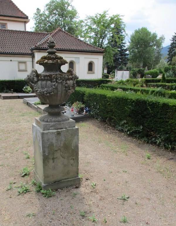 Vor der Restaurierung sah die Skulptur so aus. (Foto: Stadtverwaltung Neustadt)