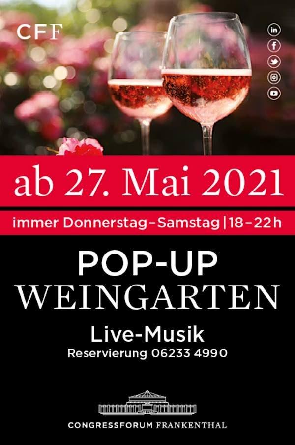 Pop-Up Weingarten 2.0 (Quelle: CFF)