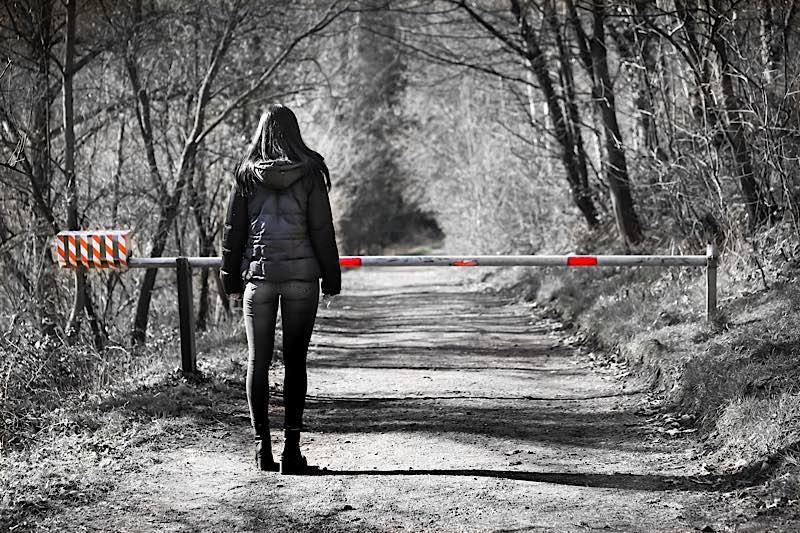 Grenzen (Foto: Peter Hofmeister)