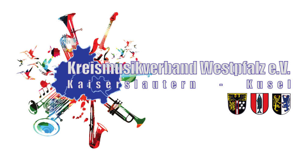 Logo (Quelle: Kreismusikverband Westpfalz e.V.)