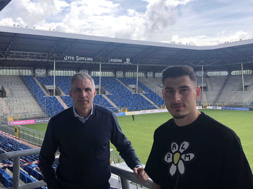 Waldhof Mannheim Relegation 2021