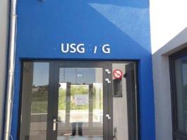 Sachbeschädigungen wurden am Funktionsgebäude im Schwimmbadweg festgestellt. (Foto: Stadt Sinsheim)