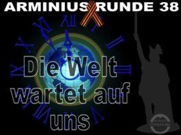 Arminius Runde 38 - Stillstand - Die Welt wartet auf uns