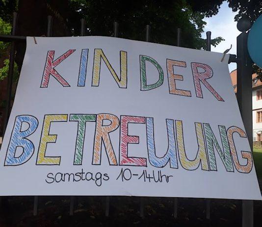 Kinderbetreuung (Foto: Stadtverwaltung Neustadt)