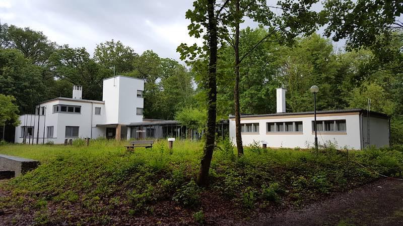 Das Naturschutzzentrum (Foto: Naturschutzzentrum Karlsruhe-Rappenwört)