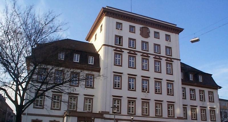 Der Bürgerservice in K 7 (Foto: Stadt Mannheim, FB Presse und Kommunikation)