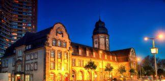 Alte Feuerwache Mannheim (Foto: Alexander Rozmann)