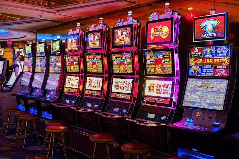 Symbolbild Spielhalle Casino (Foto: Pixabay)