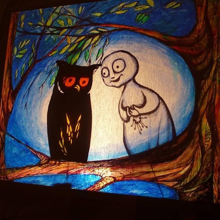 Das kleine Gespenst (Foto: Figurentheater Marotte)