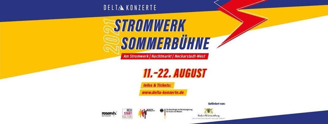 Delta Konzerte Sommerbühne am Stromwerk (Foto: Delta Konzerte UG)