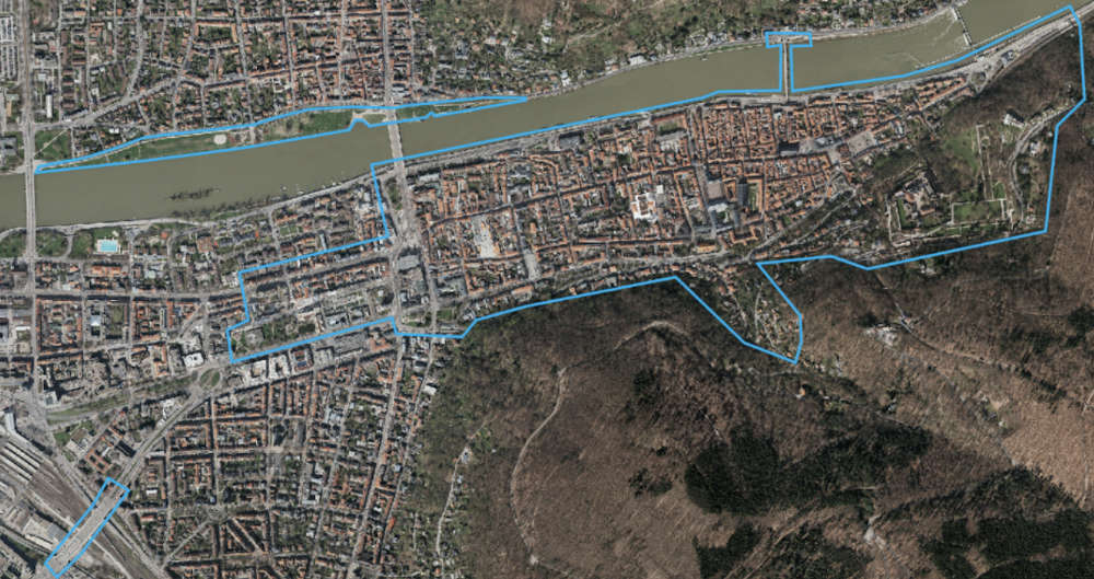 Karte (Foto: Stadt Heidelberg)