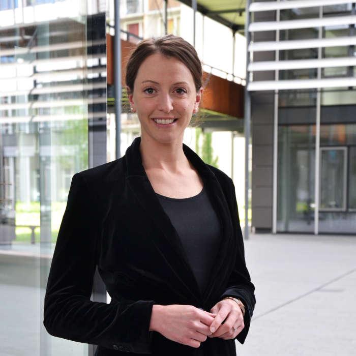 Dipl.-Ing. Katharina Scherhag wird neue Dezernentin bei der Stadtverwaltung (Foto: Scherhag)