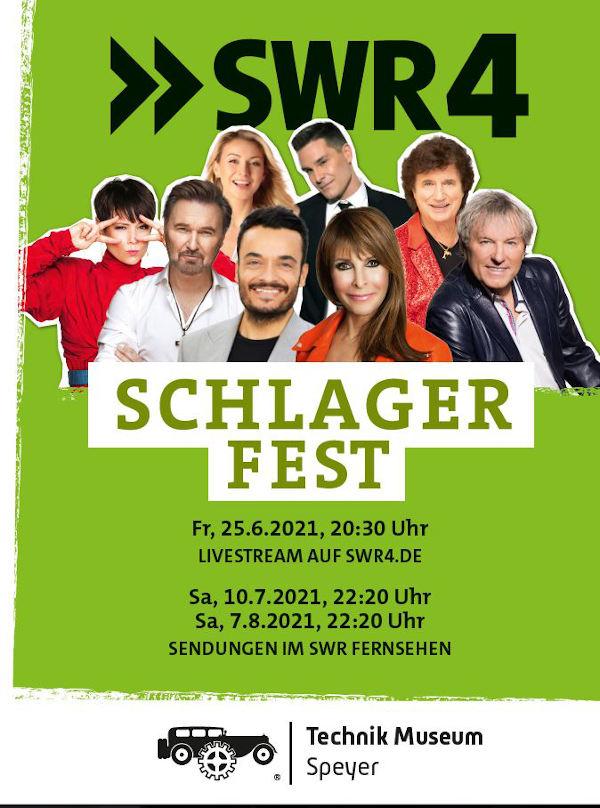 SWR4-Schlagerfest (Foto: SWR)