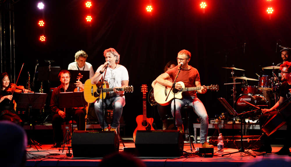 Simon & Garfunkel –Tribute (Foto: Helmut Dell)