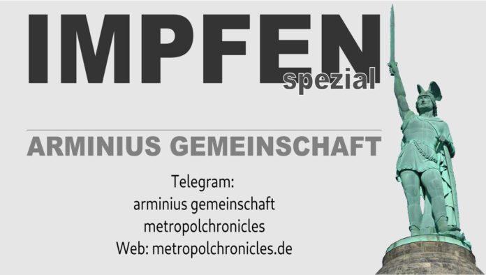 Arminius Runde IMPFEN spezial