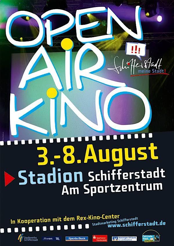 Open-Air-Kino (Quelle: Stadtverwaltung Schifferstadt)