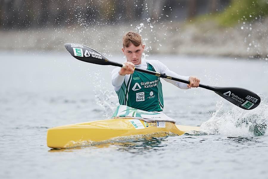 Paul Grosser gewann sieben Meistertitel (Foto: GES/Rheinbrüder)