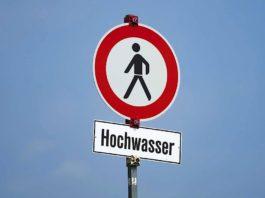 Symbolbild Hochwasser (Foto: Holger Knecht)