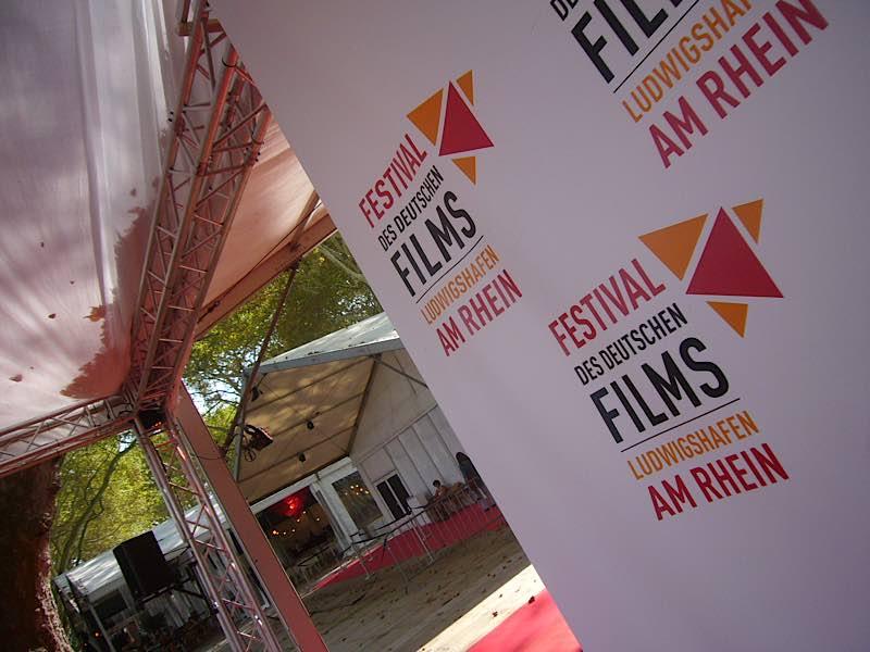 Festival des deutschen Films Ludwigshafen am Rhein (Foto: Hannes Blank)