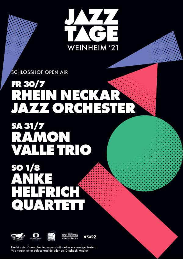 Jazztage Weinheim (Foto: Café Central Weinheim)