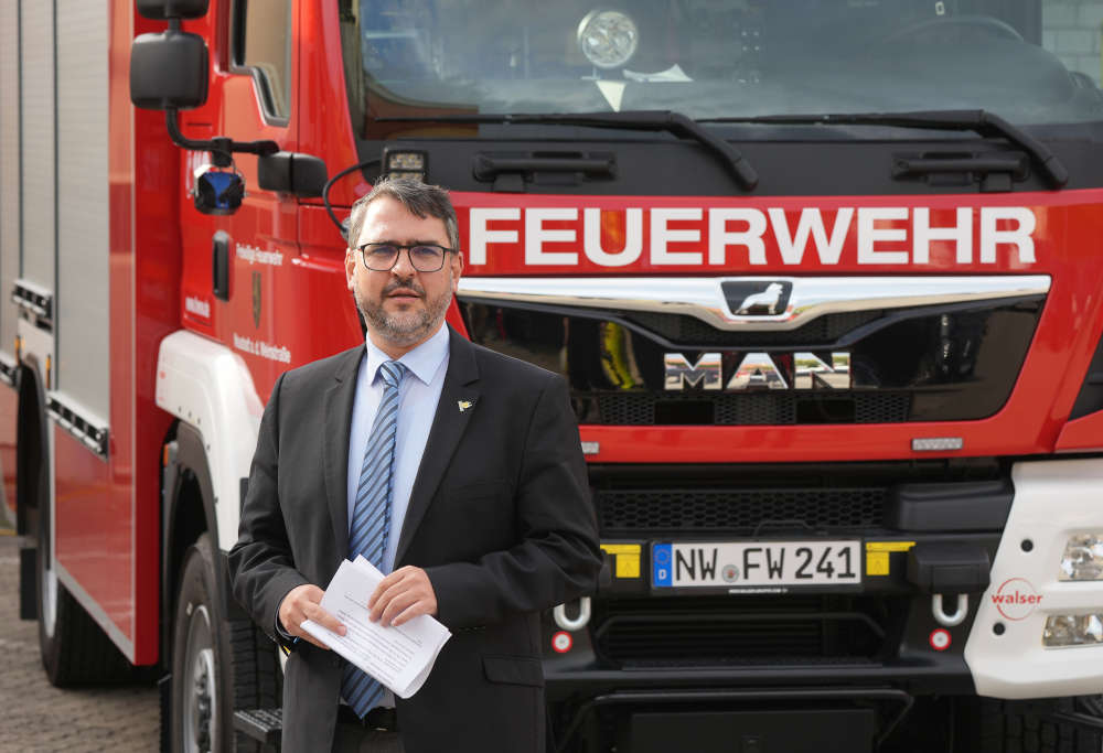 Oberbürgermeister Marc Weigel (Foto: Holger Knecht)