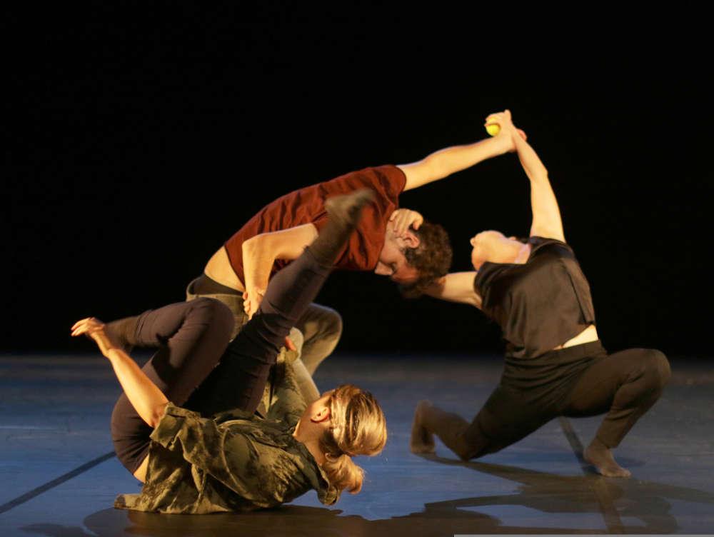 Das Ensemble UnterwegsTheater (Foto: Günther Krämmer )