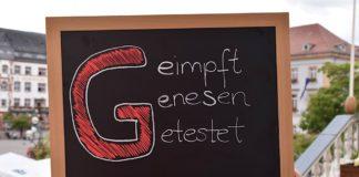 3G gilt ab sofort großflächig in Landau. (Quelle: Stadt Landau)