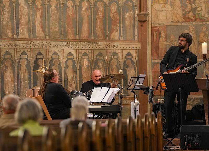 Sommerliche Abendmusik 2021 Lambrecht Amuse Gueule (Foto: Holger Knecht)