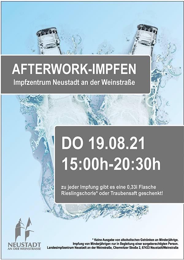 After Work Impfen (Quelle: Stadtverwaltung Neustadt)